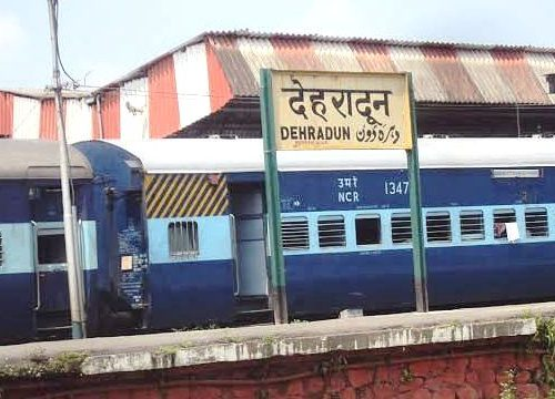Dehradun Railways