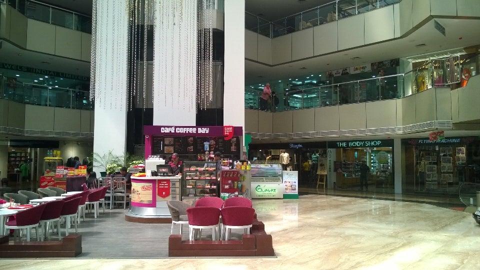 Crossroads Mall in dehradun