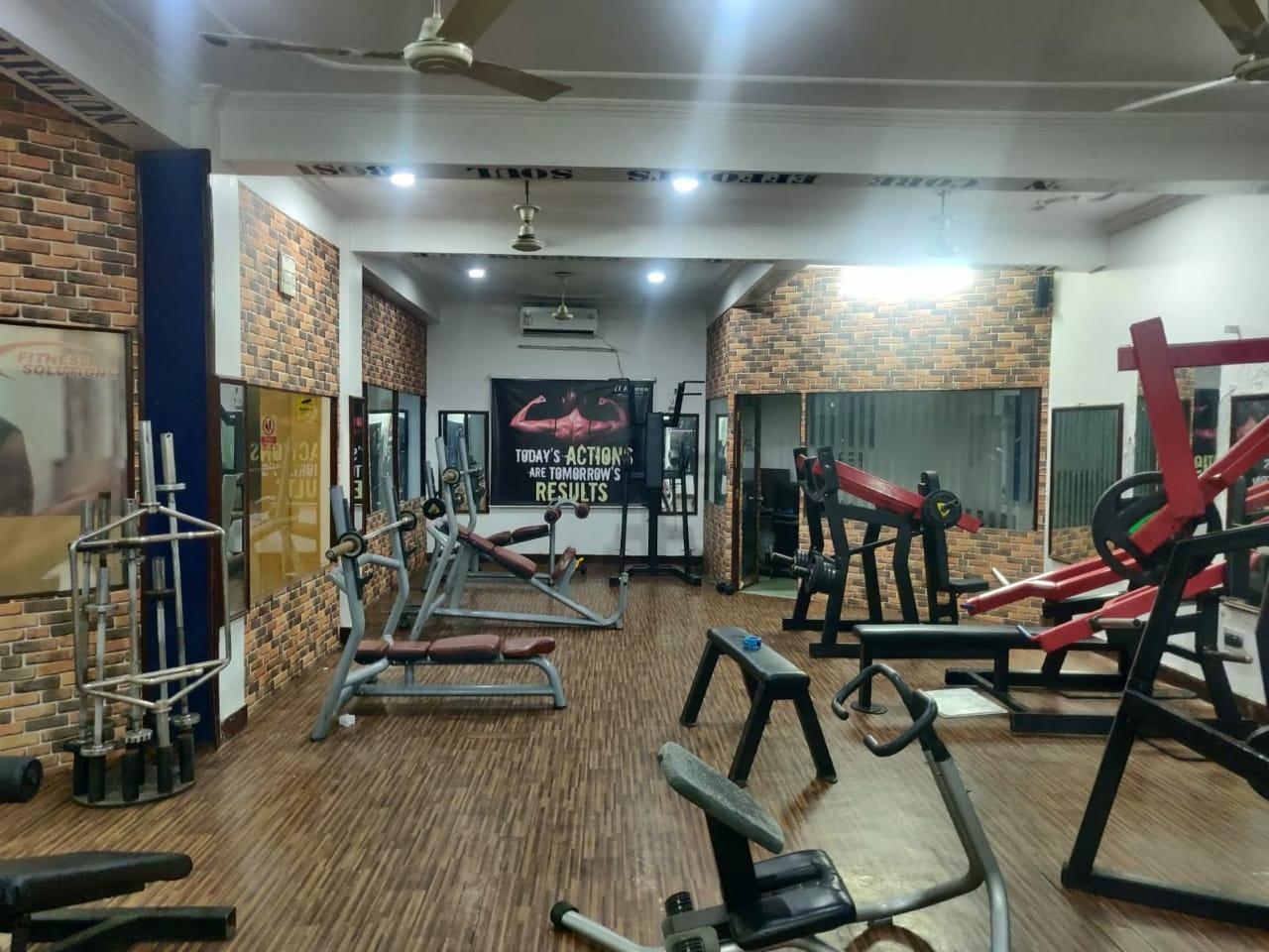 Fitness solution dehradun