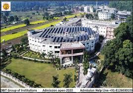 Dev Bhoomi Institute in Technology