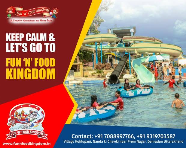 Fun n food kingdom Dehradun
