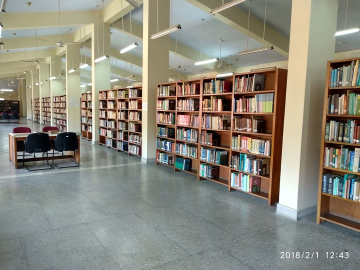 National Forest Library and Information Centre Dehradun